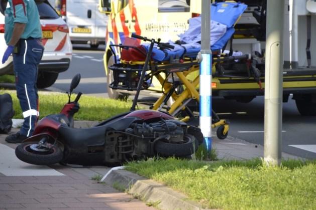 Traumahelikopter landt in Swalmen vanwege ongeluk