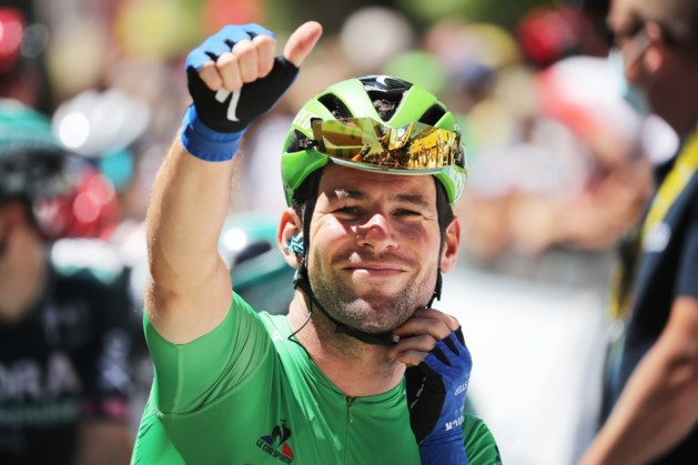 Cavendish evenaart Merckx met 34e etappezege in Tour