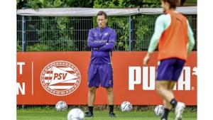 PSV heeft nog anderhalve week voor eerste examen