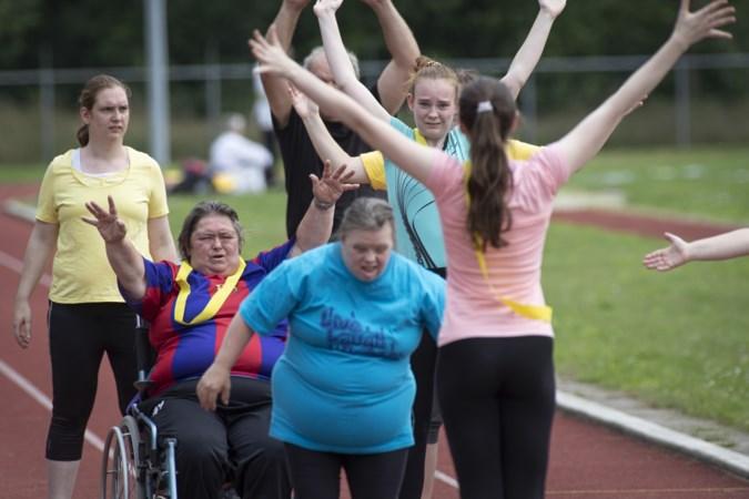 Mensen met een beperking maken kennis met meerdere sporten: 'Niveau is niet belangrijk, het gaat om het plezier'