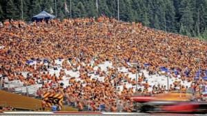 Organisatie Grand Prix in Zandvoort gaat nog steeds uit van vol huis