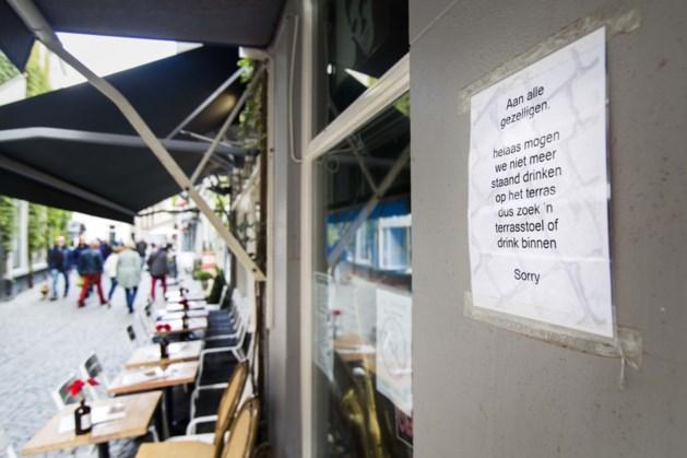 Pilot 'staand drinken' in Maastricht uitgesteld tot voorjaar 2022