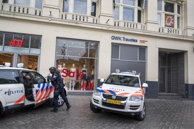 Studio RTL Boulevard weg van Leidseplein na dreiging