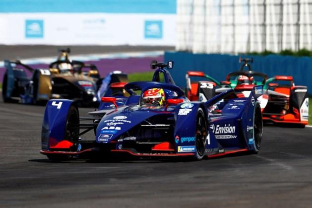 Frijns raakt leiding in kampioenschap Formule E kwijt