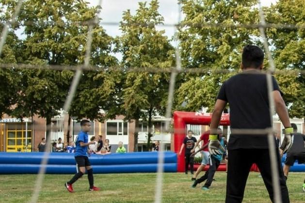 Sport- en spelmiddag bij voetbalvereniging SHH in Herten