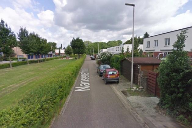Nansenstraat in Heerlen weken afgesloten tijdens reconstructie Passart