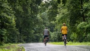 Firma Heijmans legt Leisure Lane aan tussen Schinnen en Simpelveld