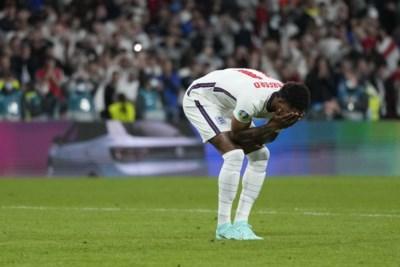 Engelse voetbalbond veroordeelt racisme na verloren EK-finale