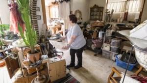 Hannie uit Herkenbosch in shock nadat gemeente haar huis leeghaalde