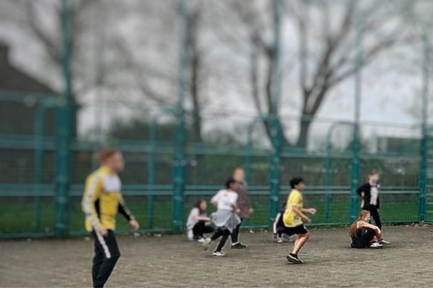 Sport en Spel bij de Blauwe Kooi