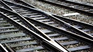 Licht- en geluidsoverlast door werkzaamheden aan het spoor in Sittard