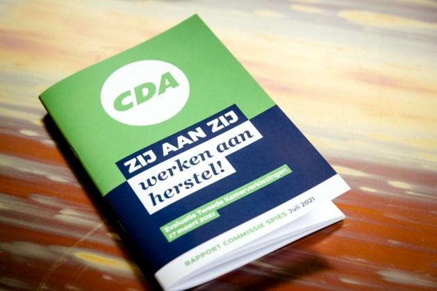 Landelijk bestuur CDA stapt op naar aanleiding van 'hard' rapport