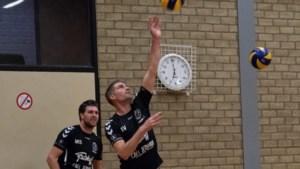 Gids volleyballer Jokers Thijs van Veen geniet nu al: 'Ik droomde er altijd van om ooit nog eens een de derby te volleyballen tegen VC Landgraaf'