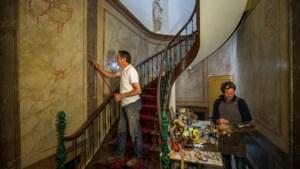 Kunstschat komt tevoorschijn onder stuclaag in historische brouwerij in Maastricht: 'Echt heel bijzonder'
