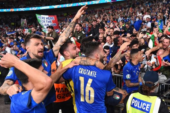 Wat Italië de andere toplanden op dit EK leerde: je hebt geen verzameling sterren nodig om te stralen