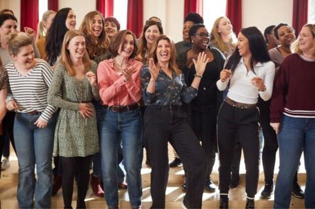 Film 'The Singing Club' te zien in buitenlucht bij Chateau Holtum