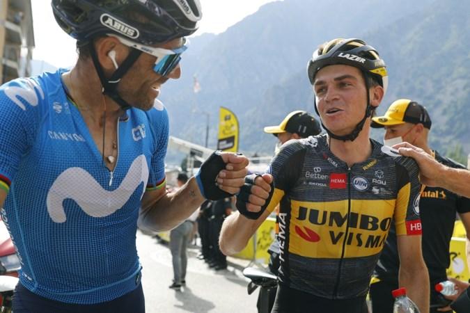 Een dagelijkse masterclass van Alejandro Valverde