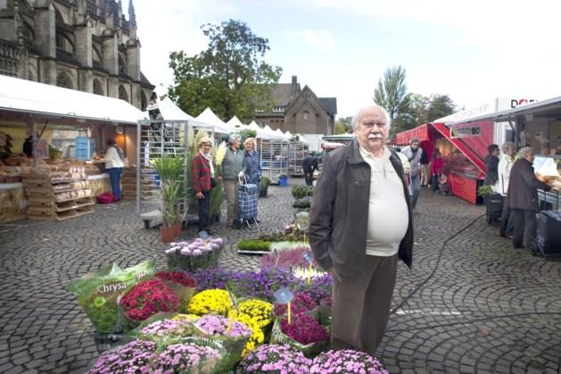 Marktmanager Wiel Curvers op 77-jarige leeftijd overleden