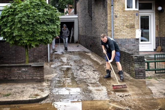 Vrees voor opnieuw extreme wateroverlast in Kerkrade, gemeente deelt 500 zandzakken uit aan inwoners