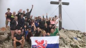 Leerlingen Sophianum in Gulpen regelen zelf hun eindexamenreis naar Oostenrijk
