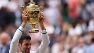 Djokovic: niet de gunfactor, maar wel de beste aller tijden