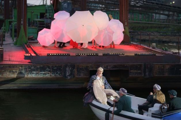 Bijna 3000 bezoekers bij zes opera's op Grensmaas