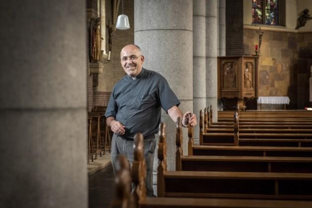 Korte break voor pastoor Verheggen van parochie Oost-Maarland Eijsden