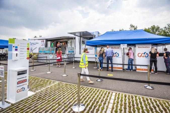 Mobiele priktruck van GGD Limburg-Noord en uitzendbureau Otto blijkt te werken