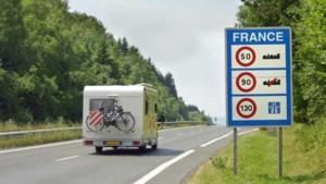 Weinig paniek bij vakantiegangers naar Frankrijk: we zijn in een dag terug als het moet