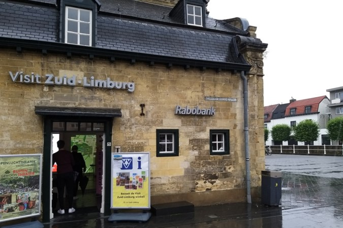 Kantoor Rabobank in centrum Valkenburg blijft definitief dicht