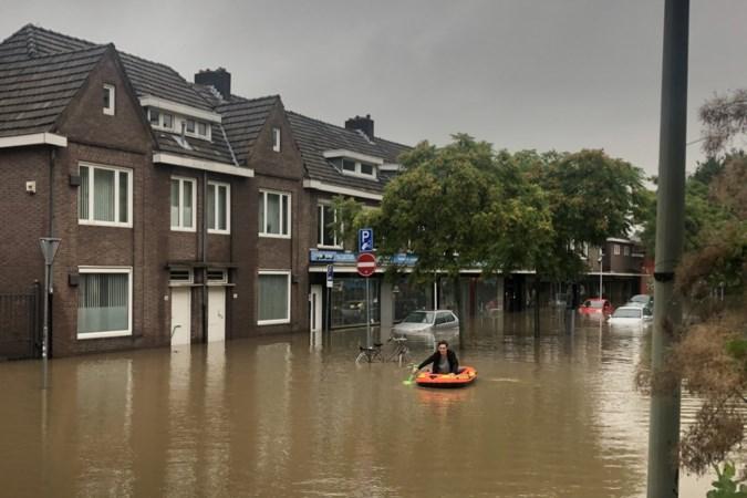 Hoeveel wateroverlast gaan we accepteren, tot de enkel of tot aan de knie?