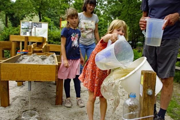 Doe-activiteiten voor kinderen en volwassen tijdens open dag in nieuwe klimaattuin bij De IJzeren Man in Weert