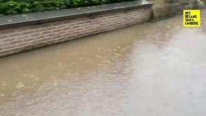Rampenplan van kracht in Voerstreek, tientallen huizen bedreigd door hoog water