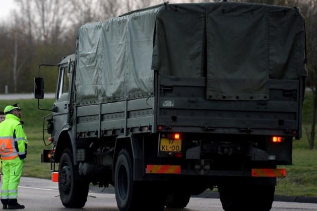 Leger helpt in Zuid-Limburg bij aanpak wateroverlast