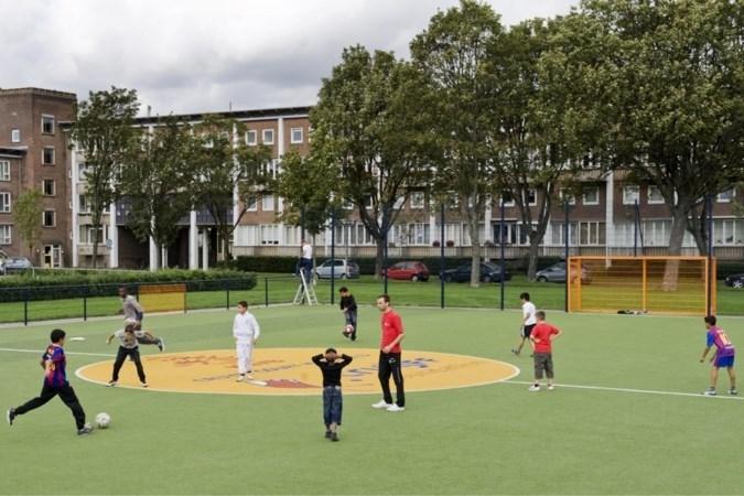 Cruyff Court komt in de wijk Keent in Weert