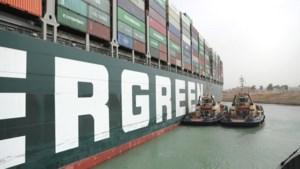 Eigenaar 'blokkeerschip' Suezkanaal: stroom schadeclaims op komst