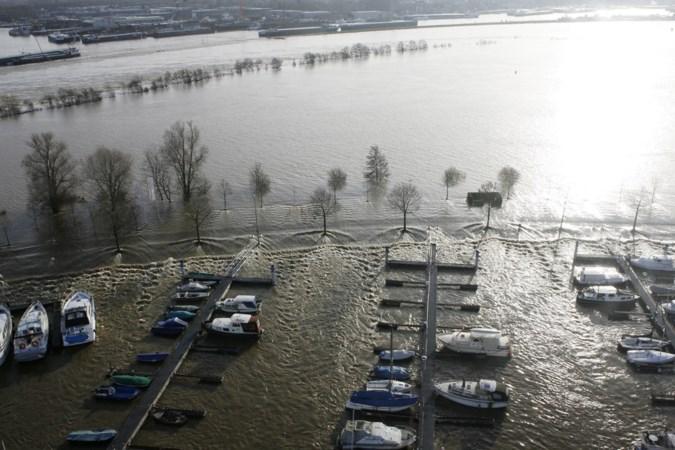Rijkswaterstaat: geen pleziervaart op de Maas