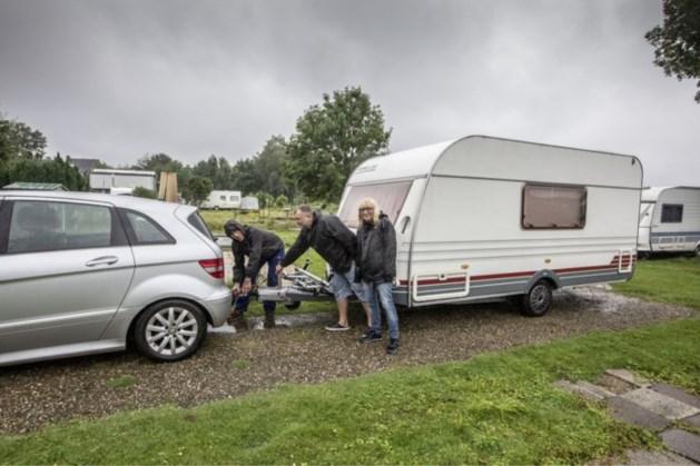 Wateroverlast rukt op naar noordelijk Limburg