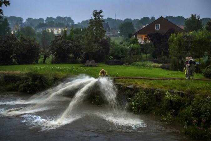 Zuid-Limburg zet zich schrap voor nieuwe hoosbuien