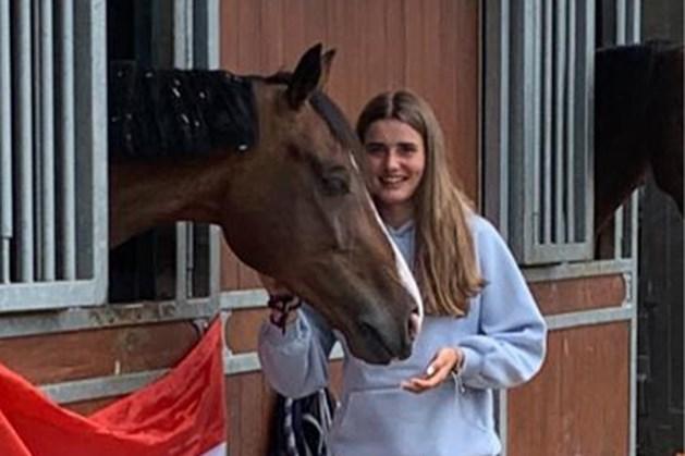 Jonge Venlose amazone pakt brons op EK in Spanje