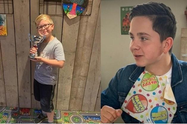 Vermiste jongens (11 en 14 jaar) uit Heibloem teruggevonden in de buurt van Someren
