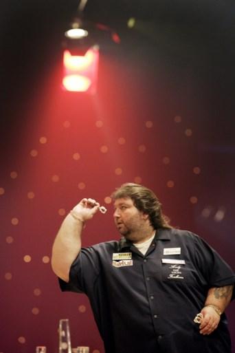 Voormalig dartskampioen Andy Fordham (59) overleden