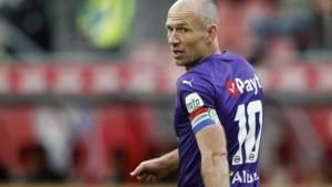 Robben stopt definitief met voetballen: 'Even helemaal niets doen'