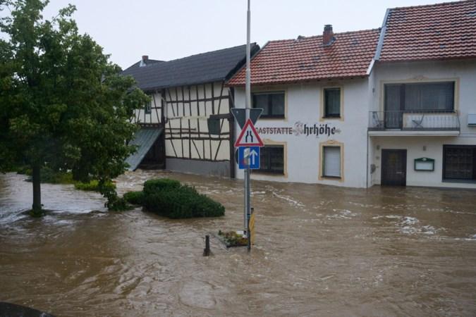 Duitse toeristische paradijzen op steenworp afstand van Limburg momenteel de hel op aarde