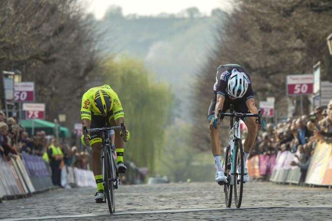 Organisatie Volta Limburg Classic roept wielerfans op niet naar start en finish in Eijsden te komen