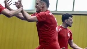 Mohamed El Berkani twijfelt over vervolg in de zaal