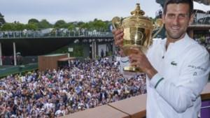 Meevaller na alle afhakers: Novak Djokovic is wél van de partij op de Spelen