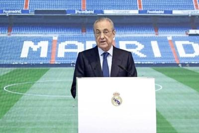 Real Madrid-voorzitter in gelekte audiotapes keihard over oud-spelers: 'Ronaldo is een imbeciel'