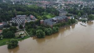 Zeventien plekken in Noord- en Midden-Limburg kritiek, lang aanhoudende piek hoogwater verzwakt dijken en kades