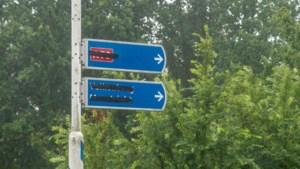 Deze Limburgse wegen zijn vanwege wateroverlast afgesloten